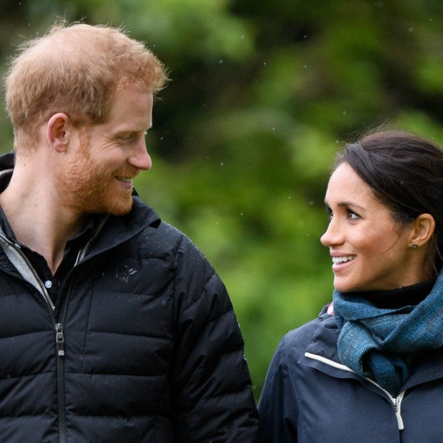 Prince Harry Meghan Markle Sweetest Moments