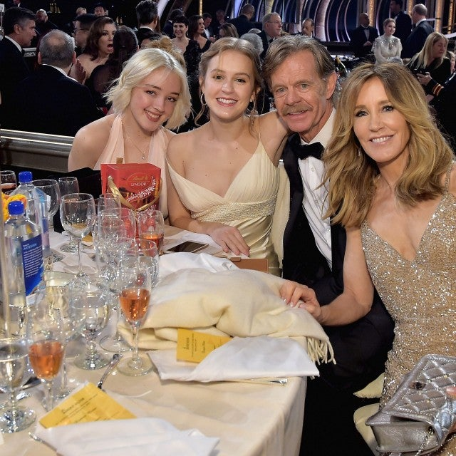 Felicity Huffman and Sofia