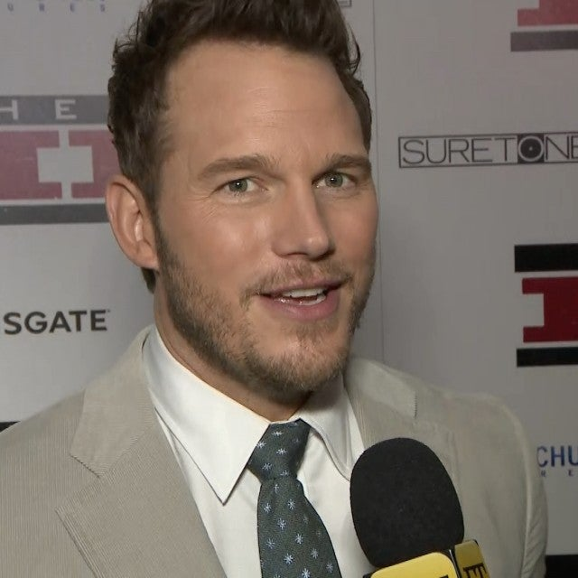 Chris Pratt on Why Katherine Schwarzenegger Wasn't With Him at 'The Kid' Screening (Exclusive)