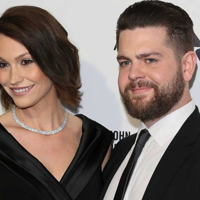 Lisa Stelly Osbourne and Jack Osbourne