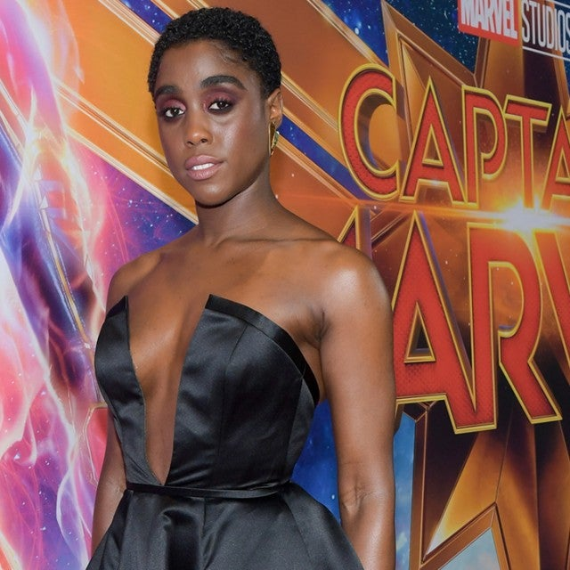 Lashana Lynch, Captain Marvel