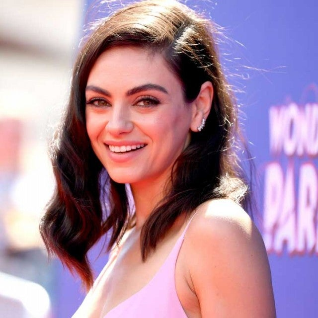 Mila Kunis at the premiere of 'Wonder Park' at the Regency Bruin Theatre in Los Angeles on March 15