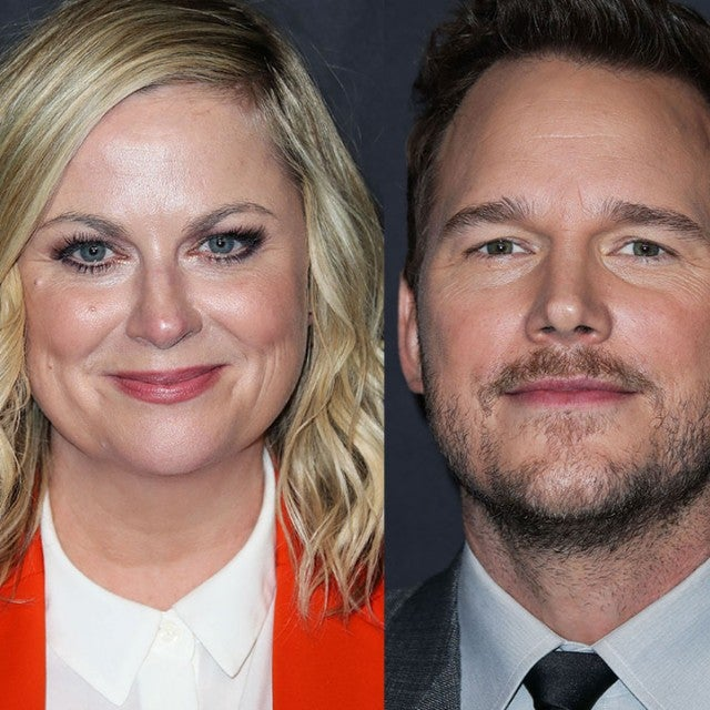 Amy Poehler, Chris Pratt, Nick Offerman