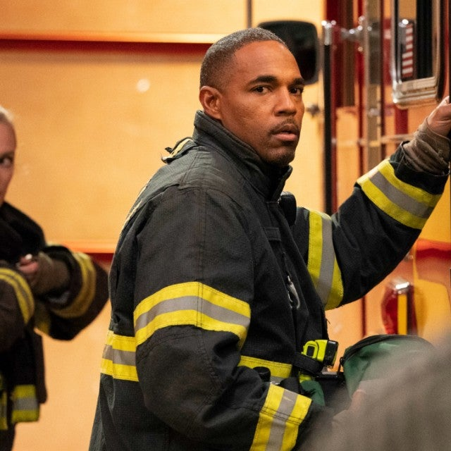 Station 19: Jason George