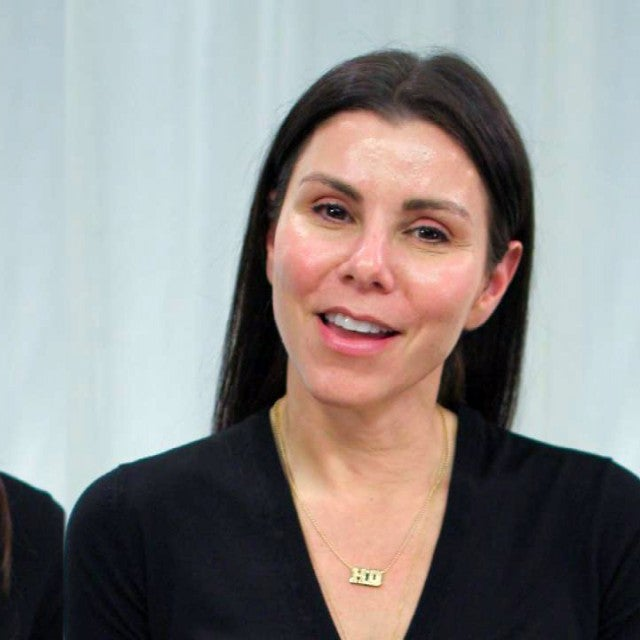 Heather Dubrow is Unfiltered