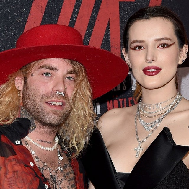 Mod Sun and Bella Thorne in March 2019