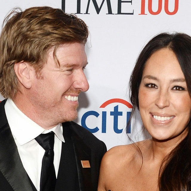 Chip and Joanna Gaines at time 100 gala in 2019