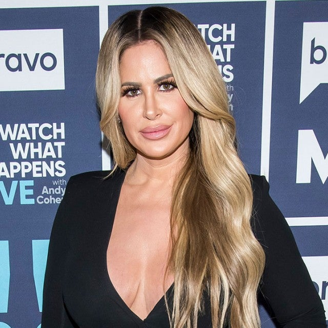 Kim Zolciak-Biermann at WWHL in February 2019