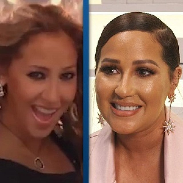 Adrienne Bailon Houghton Is Ready for More 'Cheetah Girls' -- and Motherhood! (Exclusive)