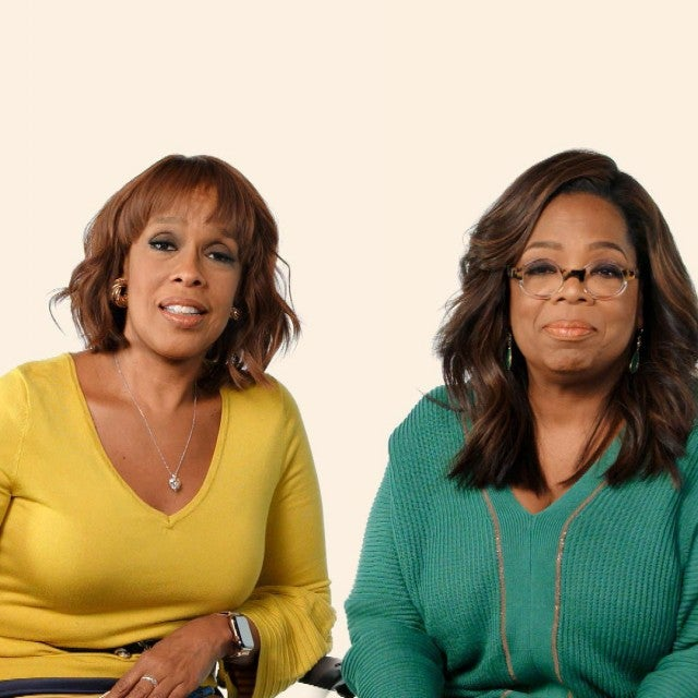 Gayle King Cheating With Oprah's Man?! The BFFs Joke About the Scenario