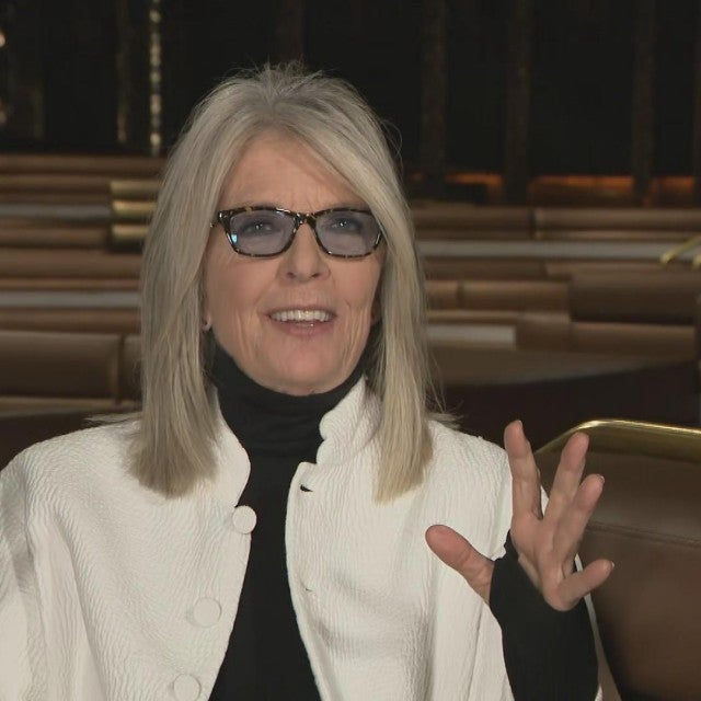 Diane Keaton Talks Her 'Bad Habit' of Checking Instagram Too Often (Exclusive)