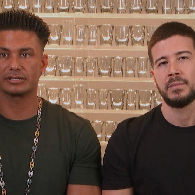 Your Cab Is Here! Inside 'Jersey Shore' Stars Pauly and Vinny's Dating Show
