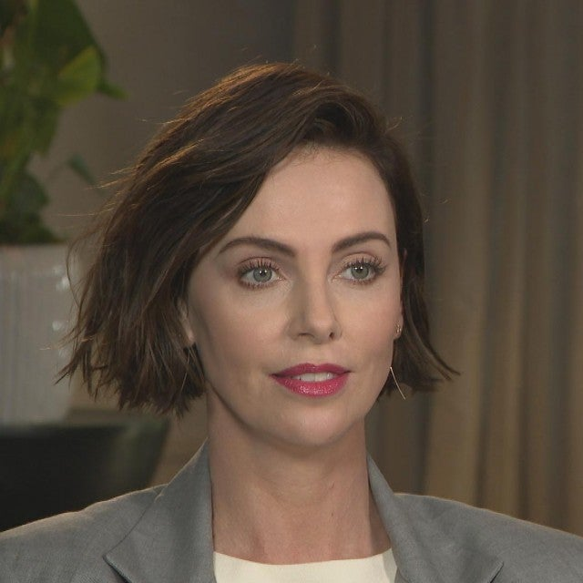 Watch Charlize Theron Get Asked Out by Viewer After Her Public Call to Action! (Exclusive)
