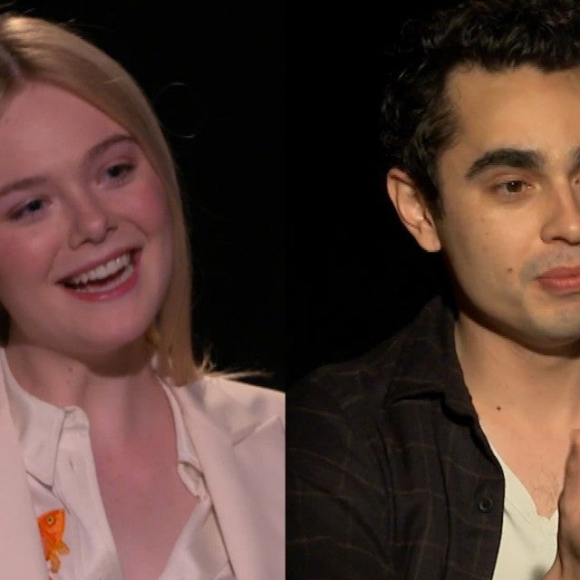 Elle Fanning Addresses Max Minghella Dating Speculation (Exclusive)