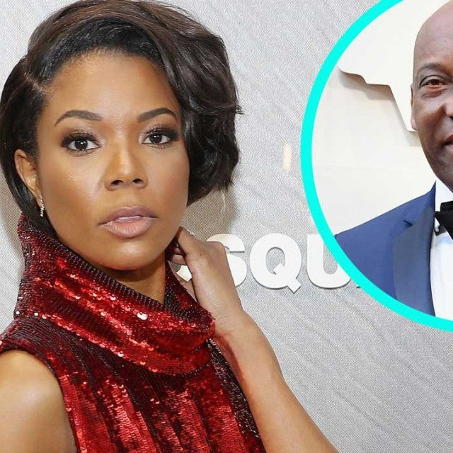 Gabrielle Union and late director John Singleton (inset)