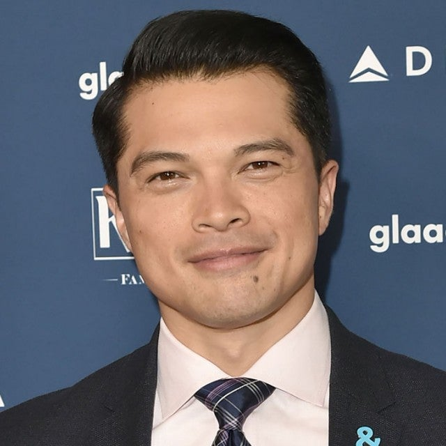 Vincent Rodriguez III at GLAAD Awards 2019
