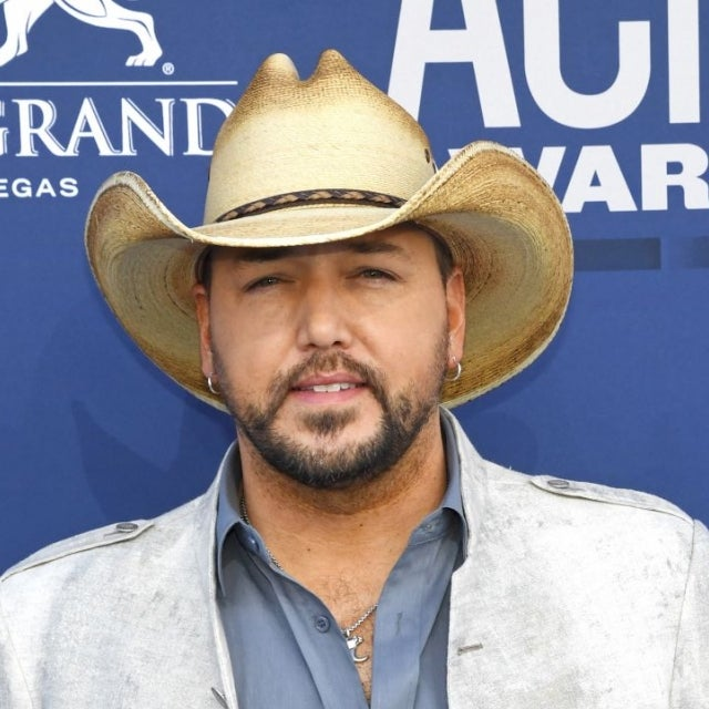 Jason Aldean at ACM Awards