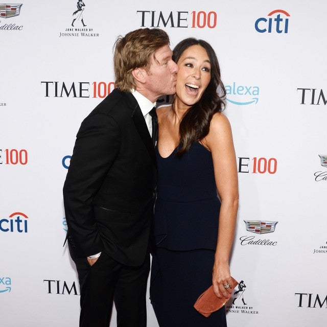 Chip Gaines and Joanna Gaines at TIME 100