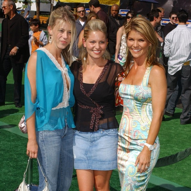 Jodie Sweetin, Candace Cameron and Lori Loughlin