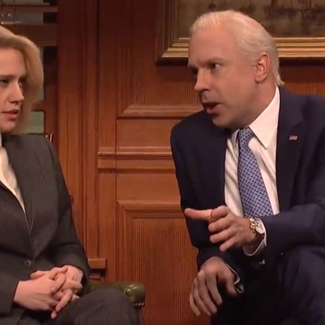 Jason Sudeikis as Joe Biden on 'Saturday Night Live'