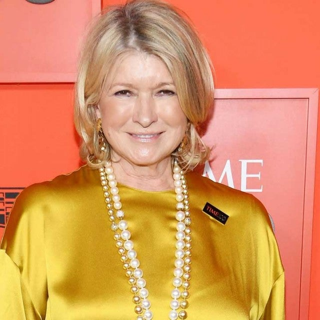 Martha Stewart attends the TIME 100 Gala Red Carpet at Jazz at Lincoln Center on April 23, 2019 in New York City