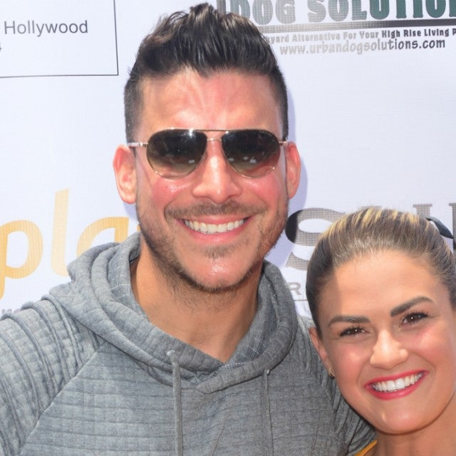 Jax Taylor and Brittany Cartwright attend the 4th Annual World Dog Day.