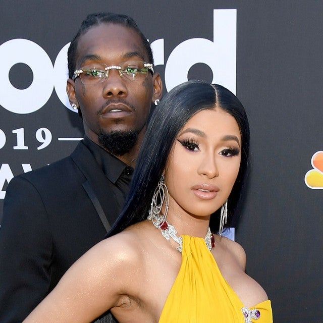 Offset and Cardi b at 2019 billboard music awards