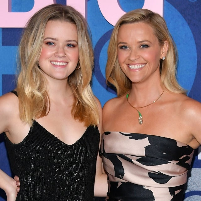"Ava Phillippe and Reese Witherspoon at the ""Big Little Lies"" Season 2 Premiere"