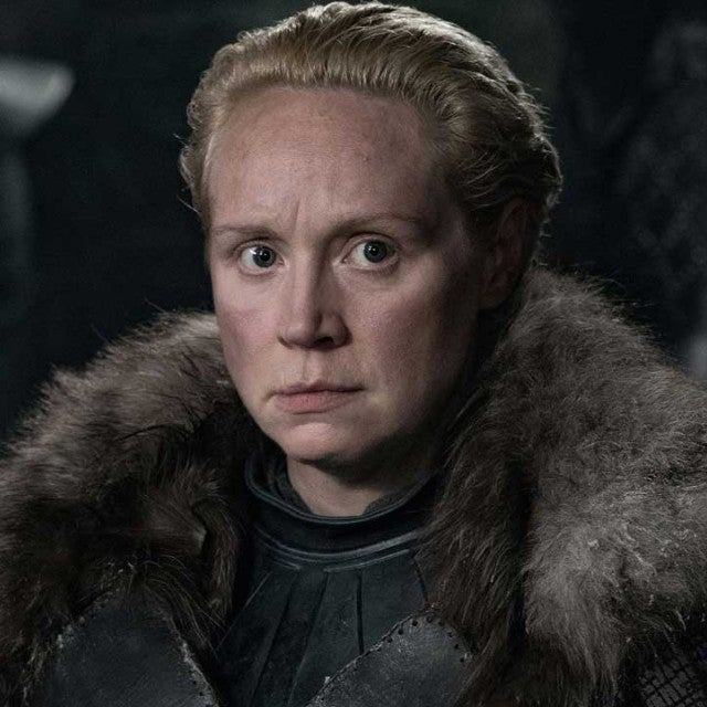 Brienne of Tarth on 'Game of Thrones'