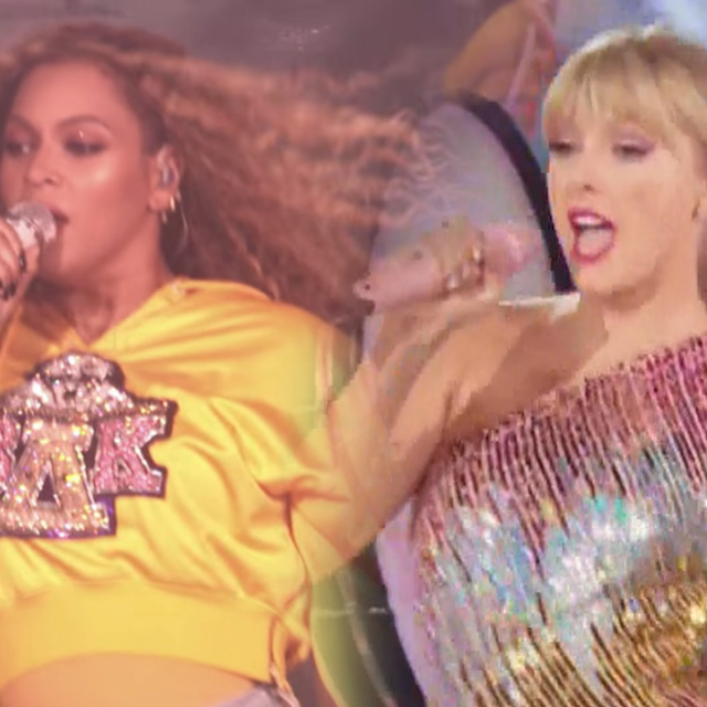 Why People Are Comparing Taylor Swift's BBMA Performance to Beychella