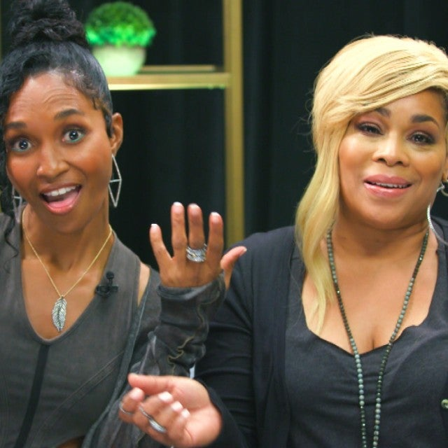 TLC's Chili and T-Boz Say They've Turned Down Joining 'RHOA' Multiple Times (Exclusive)