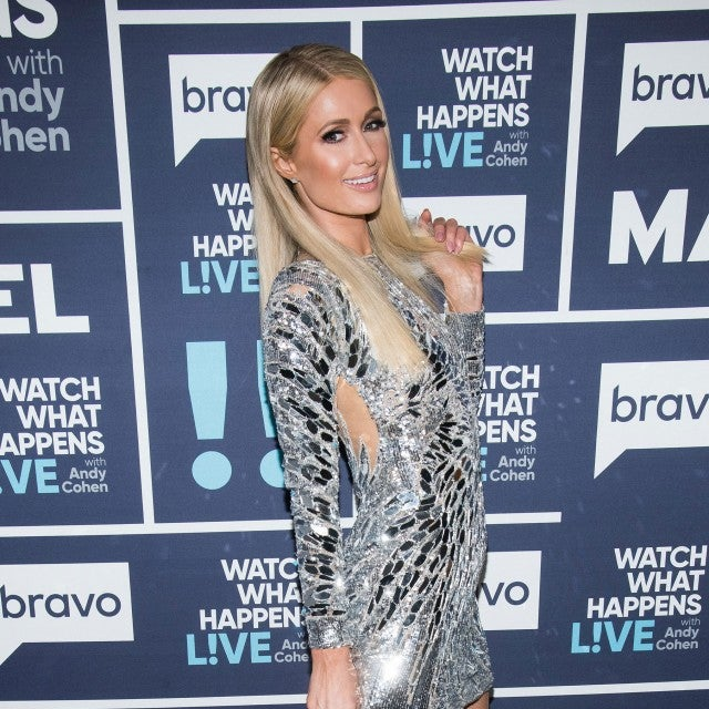 Paris Hilton on WWHL