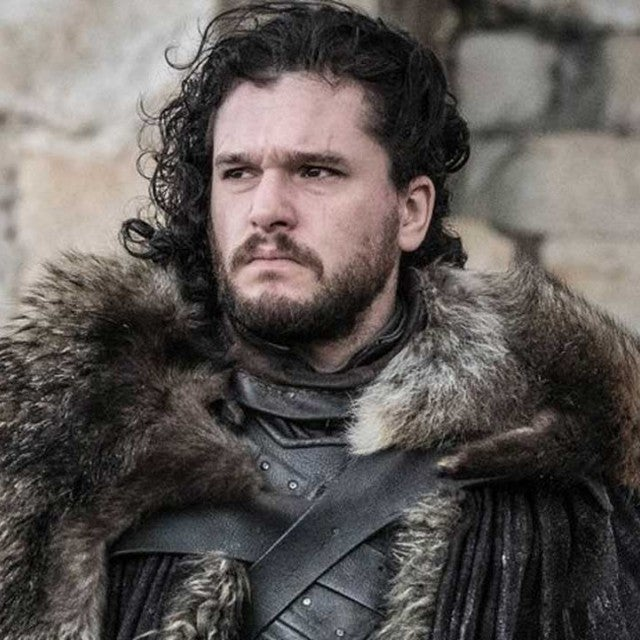Kit Harington as Jon Snow in 'Game Of Thrones' Series Finale