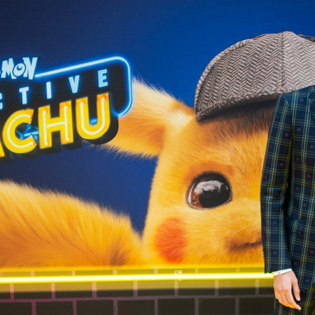 Detective Pikachu, Justice Smith