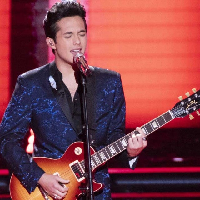 Laine Hardy on 'American Idol' Season 17 finale.