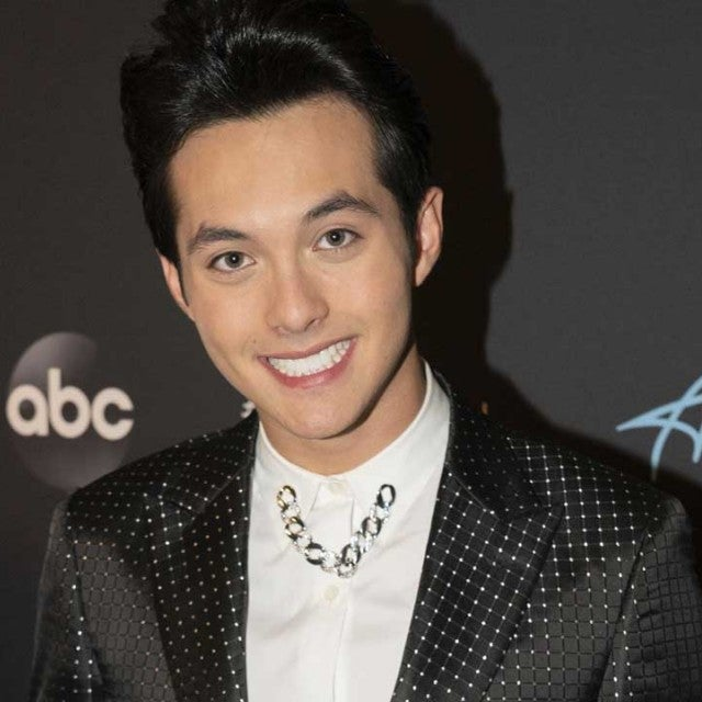 Laine Hardy after 'American Idol' Season 17 finale.
