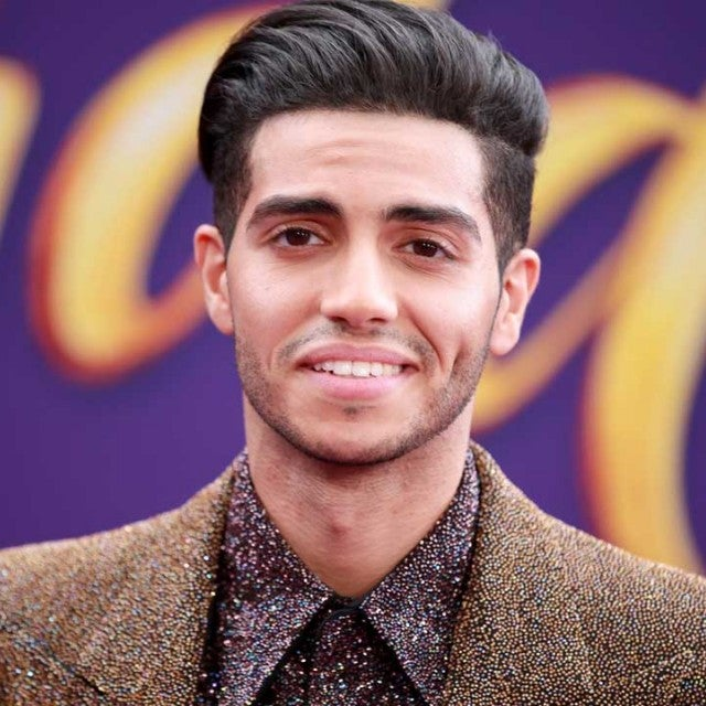 Mena Massoud at the premiere of 'Aladdin' in Hollywood on May 21