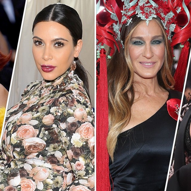 Met Gala Most Outrageous Outfits