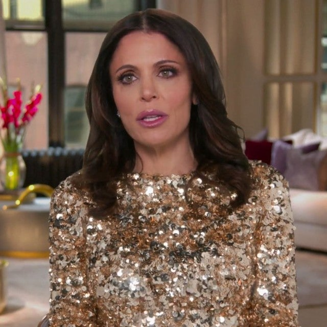 Bethenny Frankel on 'The Real Housewives of New York City.'