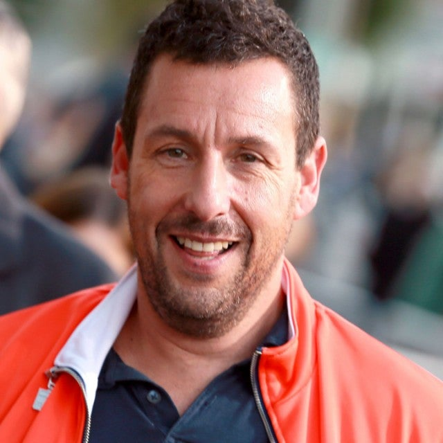 Adam Sandler at the premiere of 'Murder Mystery' in Los Angeles on June 10