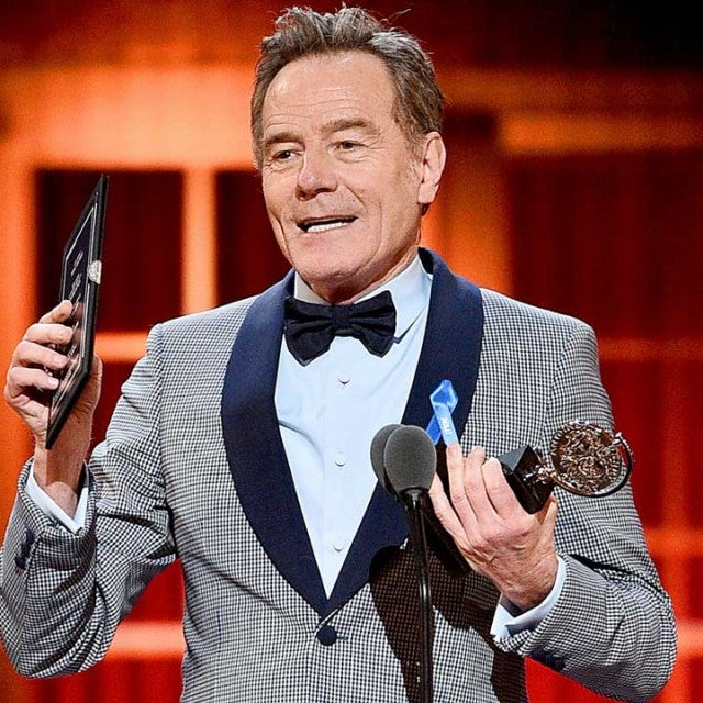 Bryan Cranston at the 2019 Tony Awards in New York City on June 9