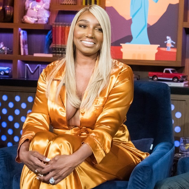 NeNe Leakes on 'Watch What Happens Live With Andy Cohen.'