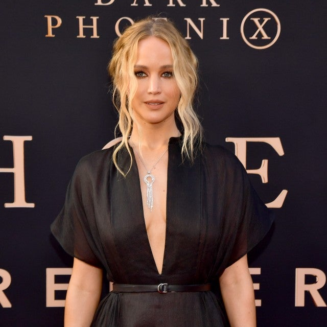 Jennifer Lawrence Dark Phoenix Premiere