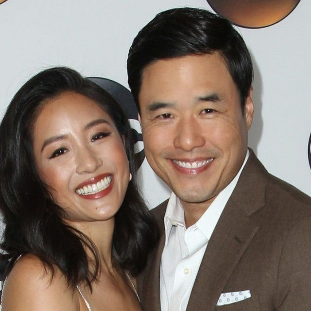 Constance Wu and Randall Park