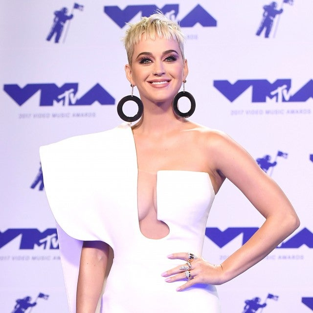 Katy Perry at 2017 VMAs