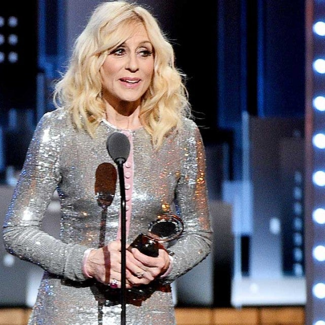 Judith Light on stage at the 2019 Tony Awards in New York city on June 9