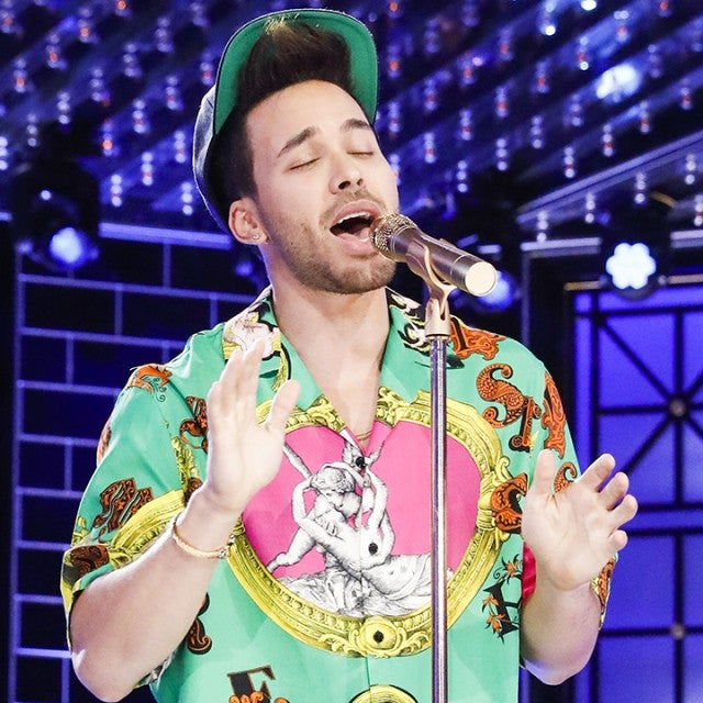 prince royce lip sync battle