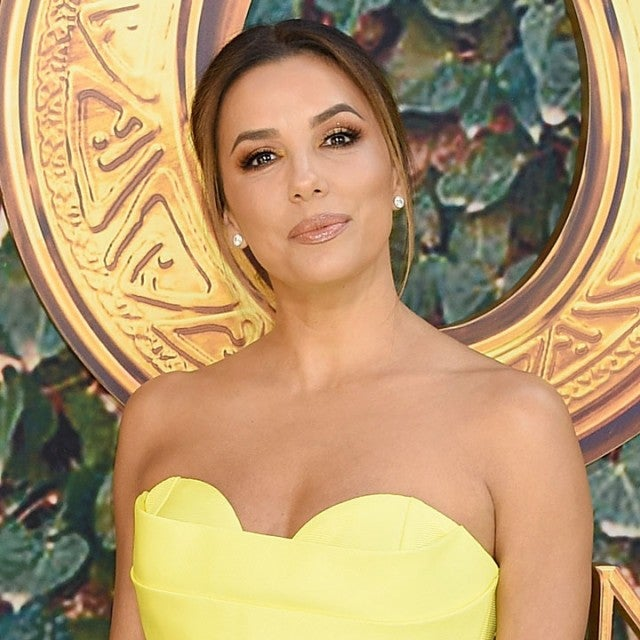 Eva Longoria at the LA Premiere of Dora And The Lost City Of Gold