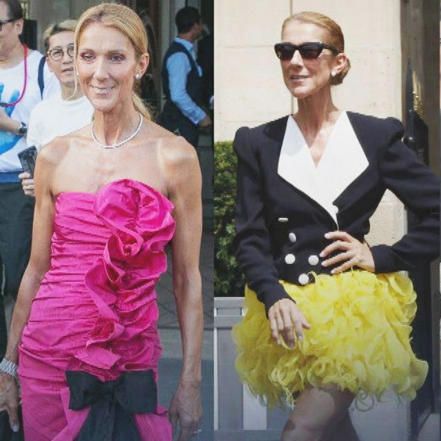 Celine Dion Rocks 10 Outfits in 3 Days -- Our Winners!