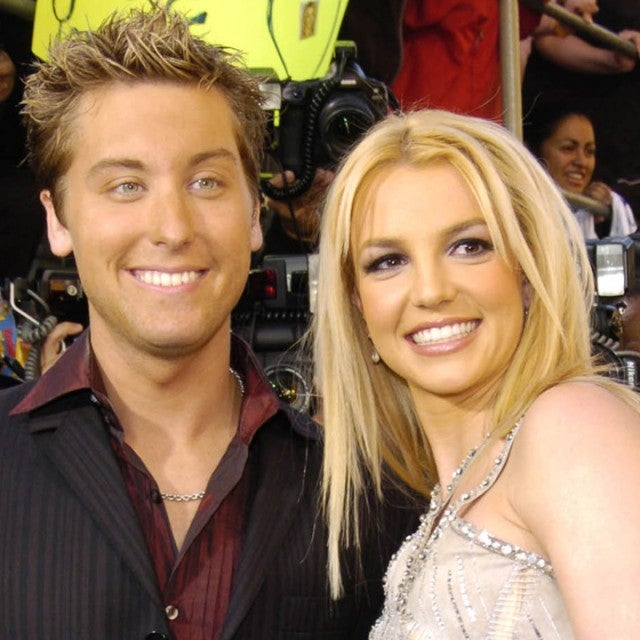Lance Bass Britney Spears